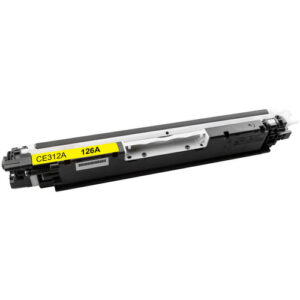 Ikon HP LaserJet CE312A Yellow Toner Ink Cartridge