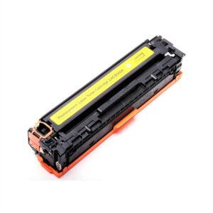 HP-Katun 125A Yellow Generic Toner (CB542A)