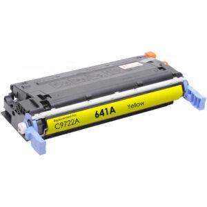 HP Katun 641A Yellow Generic Toner (C9722A)