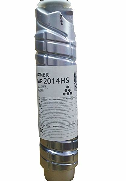 Ricoh MP 2014 Replacement Black Replacement Toner Cartridge (842128)