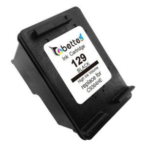 HP 129 Black Replacement Ink Cartridge (C9364AE)