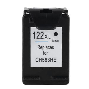 HP 122 XL Black Replacement Ink Cartridge (CH563HE)