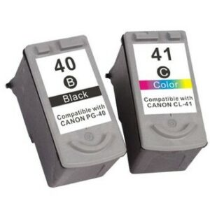 Canon BC21/24 Black/Colour Generic Ink Cartridge *Value Pack*