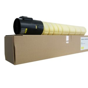Olivetti B0855 Yellow Generic Toner