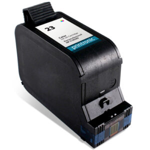 HP 23 Colour Generic Ink Cartridge (C1823D)