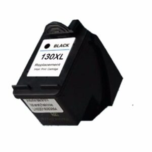 HP 130 Black Replacement Ink Cartridge (C8767A)