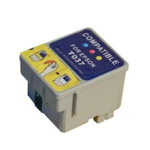 Epson Stylus T037 Colour Generic Replacement Ink Cartridge T037040