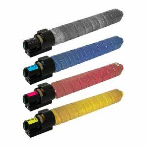 Ricoh MP C-2030, C-2050, C-2530, C-2550, C-2051AD,  C-2551, C-2551AD BLACK (+ Chip)