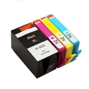 HP 920XL *Value-Pack* C/M/Y/K Cartridge