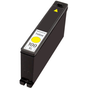 Lexmark 100XL Yellow Ink Cartridge