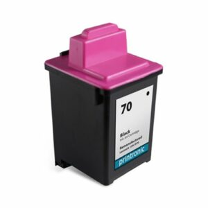 Lexmark 70 Black Ink Cartridge