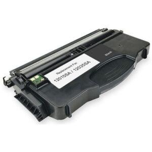 Lexmark E120 Black Toner Cartridge