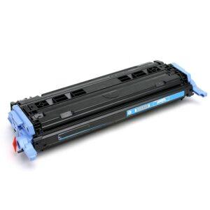 HP 124A Cyan Replacement Laserjet Toner Cartridge (Q6001A)