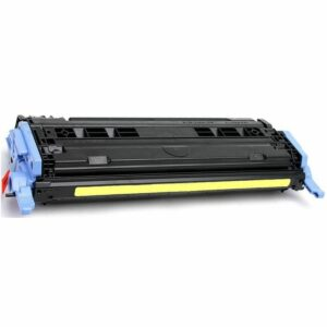 HP 124A Yellow Replacement Laserjet Toner Cartridge (Q6002A)