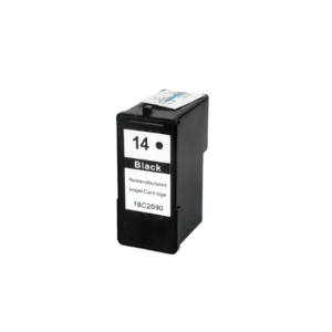 Lexmark 14 Black Ink Cartridge