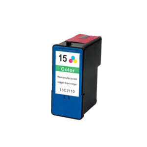 Lexmark 15 Colour Ink Cartridge
