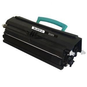 Lexmark E250, E35X Black Replacement Toner Cartridge E250A21E