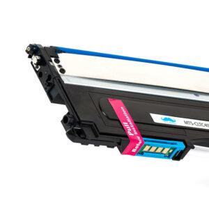 Samsung CLT-C407 Cyan Replacement Toner Cartridge