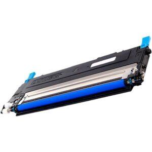 Samsung CLT-C409 Cyan Replacement Toner Cartridge