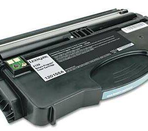 Lexmark E120 Black Replacement Toner Cartridge 12036SE