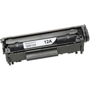 HP 12A Black Cartridge (Q2612A)