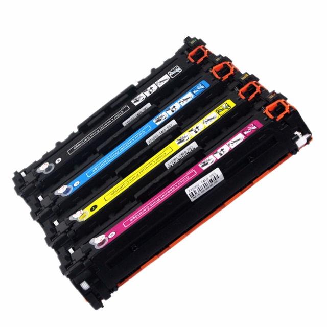 HP 130A **Value-Pack** Black/Cyan/Yellow/Magenta (CF350/CF351/CF352/CF353)