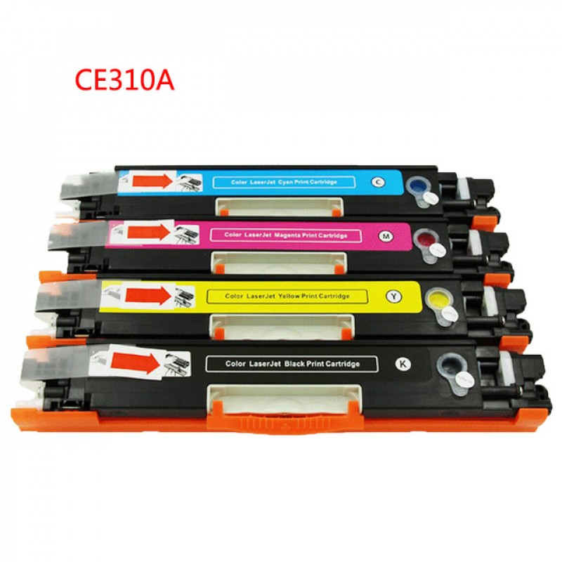 HP 126A **Value-Pack** Black/Cyan/Magenta/Yellow(CE310/CE311/CE312/CE313)