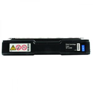 Ricoh 406052 Cyan Generic Cartridge