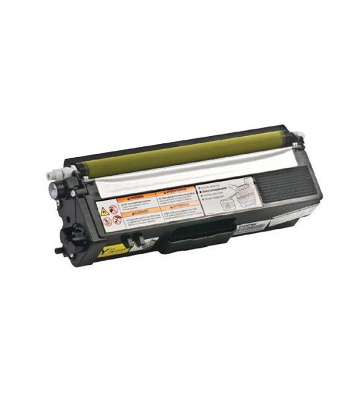 TN-348Y Yellow Toner