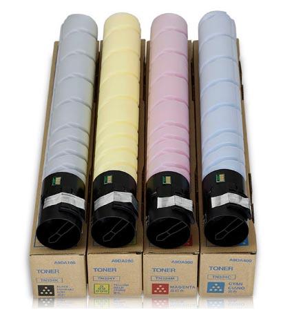 Minolta ECO BIZHUB C454/554/454/554 TN 512 BLACK Toner