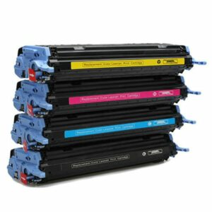 HP 124A All Colours **Value Pack** Compatible