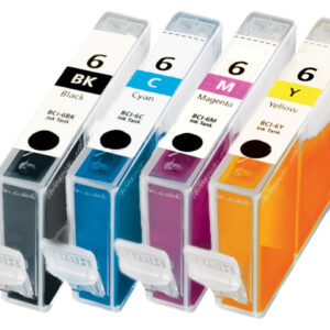 Canon BCI-6 All Colours *Value Pack*