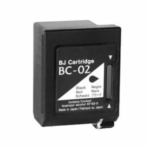 Canon BC02 Generic Ink Cartridge