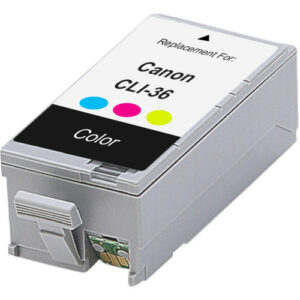 Canon CLI-36 Colour Generic Ink