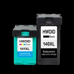 HP 140XL-141XL *Value Pack* Cartridges