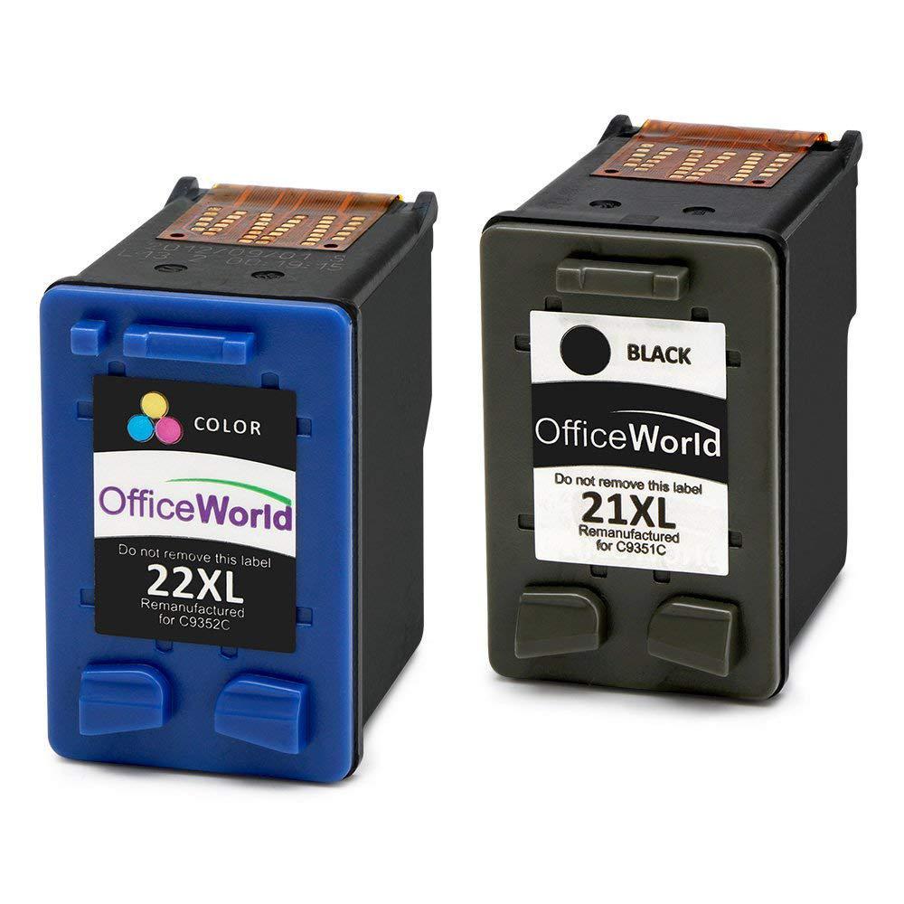 HP 21XL-22XL *Value Pack*Cartridge