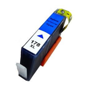 HP 178XL-Cyan Ink Cartridge (CB323HE)