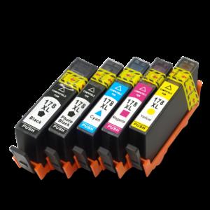 HP 178XL *Value-Pack* C/M/Y/K Cartridge