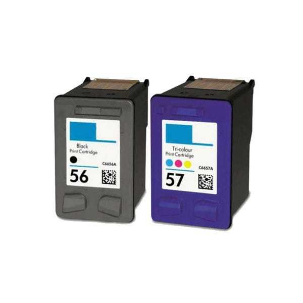 HP 56-57 *Value Pack* Cartridges