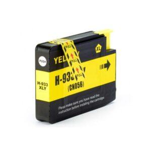 HP 933XL-Yellow Ink Cartridge (CN056AE)