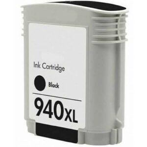 HP 940-Black Ink Cartridge (C4906A)