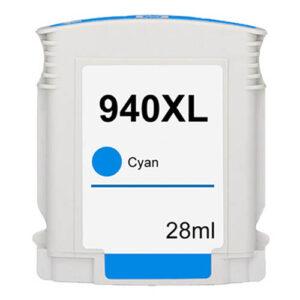HP 940-Cyan Ink Cartridge (C4907A)