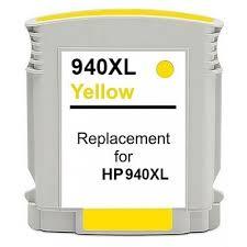 HP 940-Yellow Ink Cartridge (C4909A)