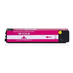 HP 973 Magenta Ink Cartridge