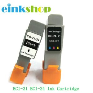 Canon BC21/24 Black/Colour Generic Ink