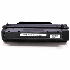 HP 24X Black Generic Cartridge (Q2624X)