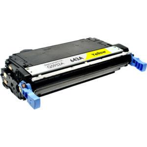 HP 643A Yellow Cartridge (Q5952A)