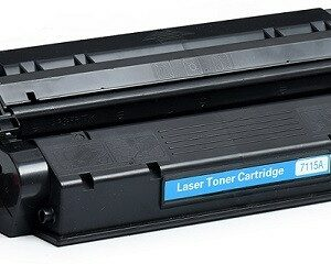 HP 15A Black Generic Cartridge (C7115A)