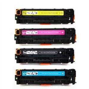 HP 125A *Value Pack* CB540/1/2/3A