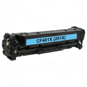 HP 201X (CF401X) Cyan Generic Cartridge